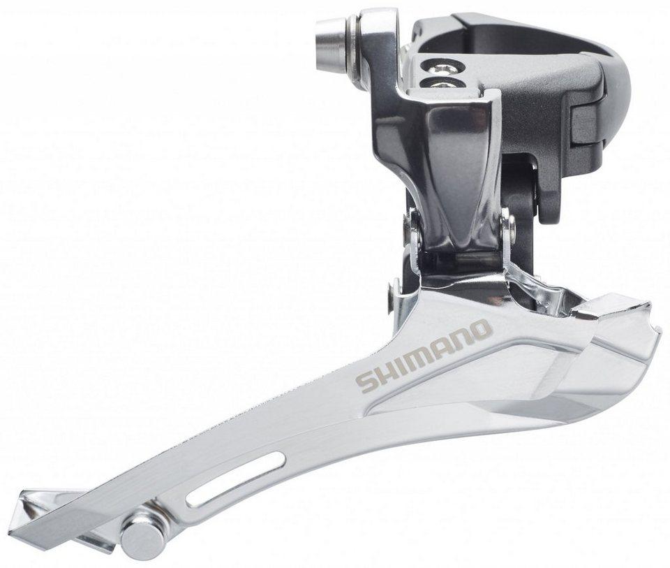 Shimano Schaltung »FD-CX70 Umwerfer 2x10-fach Schelle Down-Pull«
