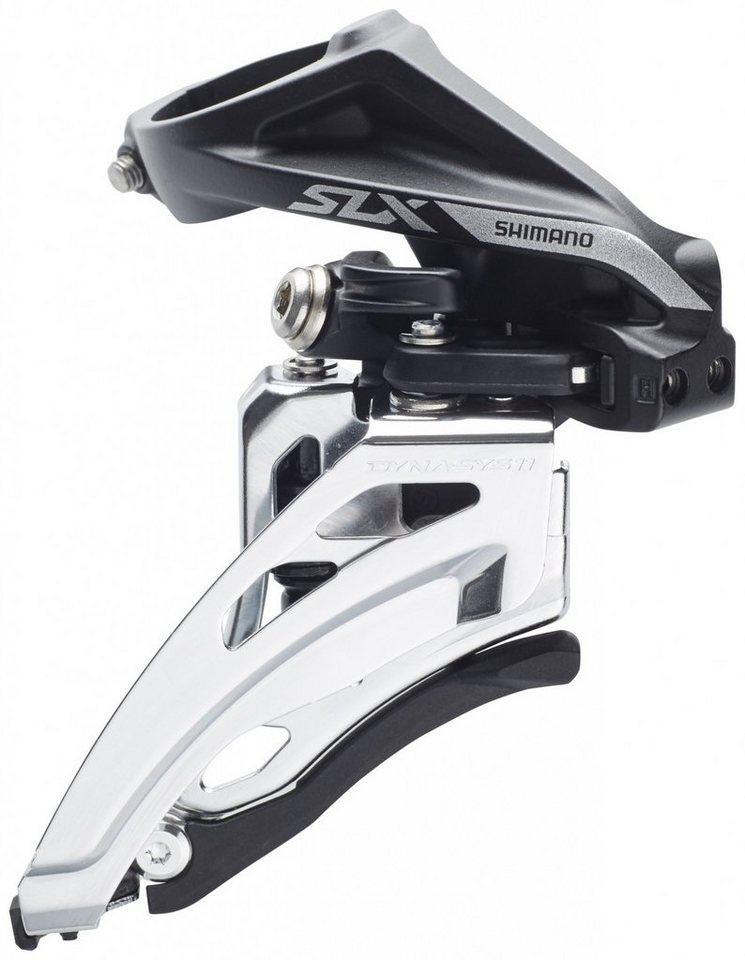Shimano Schaltung »SLX FD-M7000 Umwerfer Schelle hoch 2x11 Side Swing«
