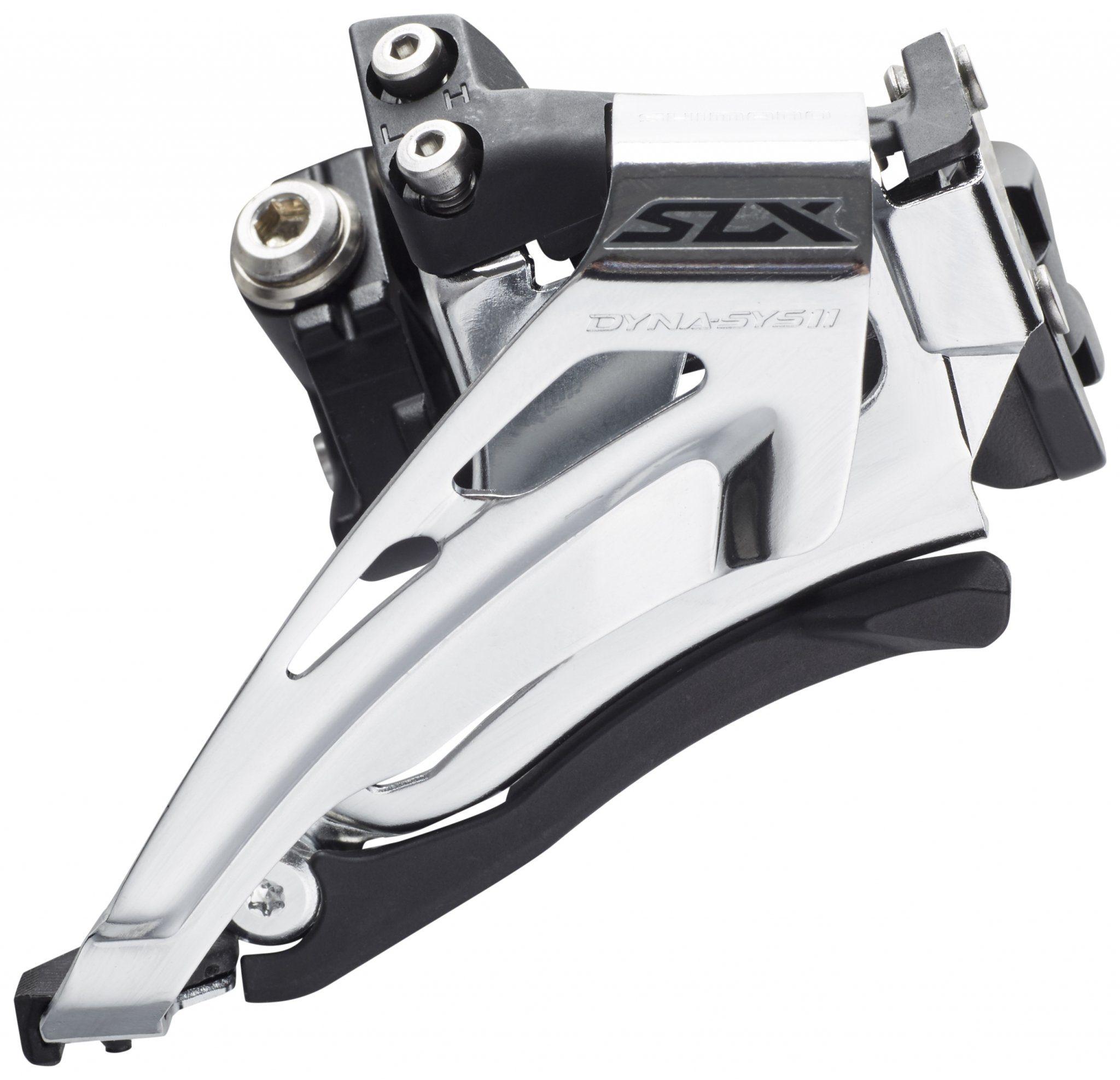 Shimano Schaltung »SLX FD-M7025 Umwerfer Schelle tief 2x11 Top Swing«