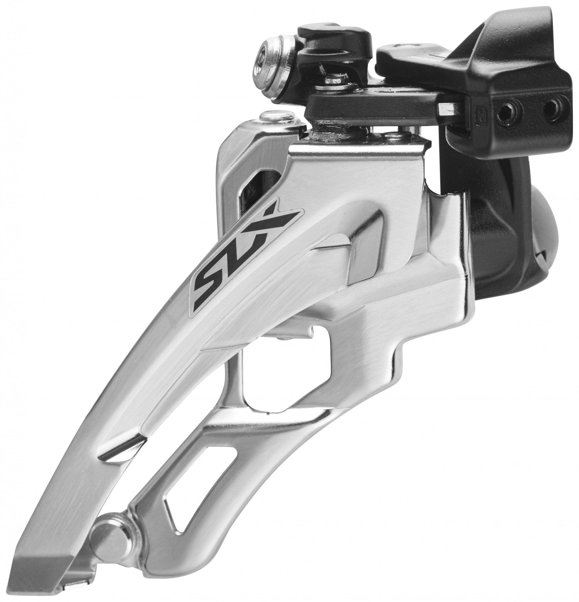 Shimano Schaltung »SLX FD-M7000 Umwerfer Schelle tief 3x10 Side Swing«