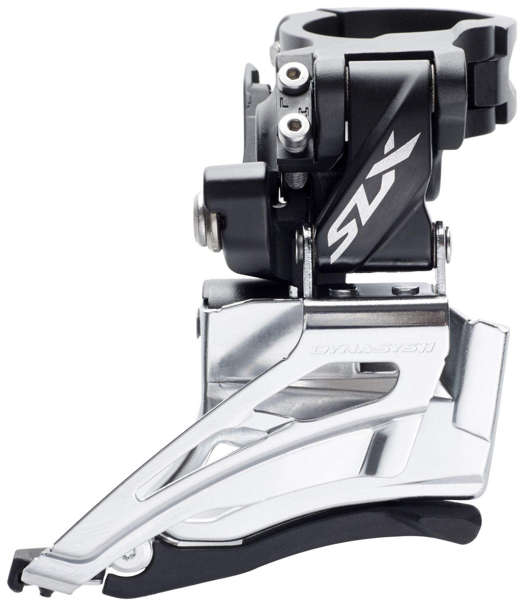 Shimano Schaltung »SLX FD-M7025 Umwerfer Schelle hoch 2x11 Down Swing«
