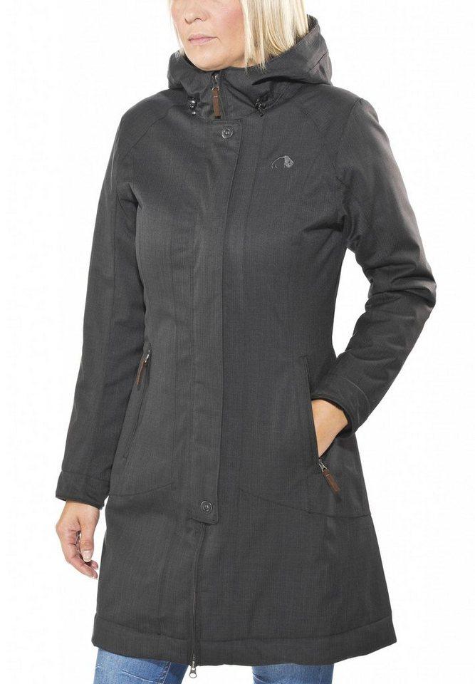 Tatonka Outdoorjacke »Floy Coat Women« in schwarz