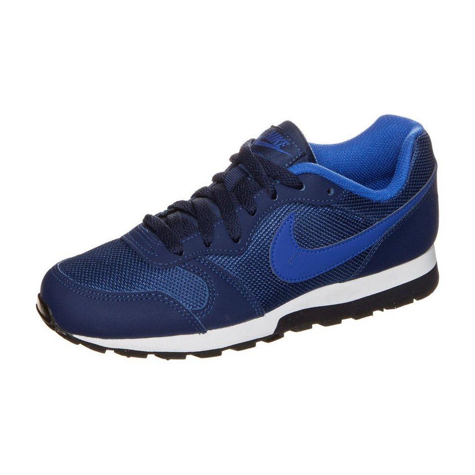Nike Sportswear MD Runner 2 Sneaker Kinder in dunkelblau / blau