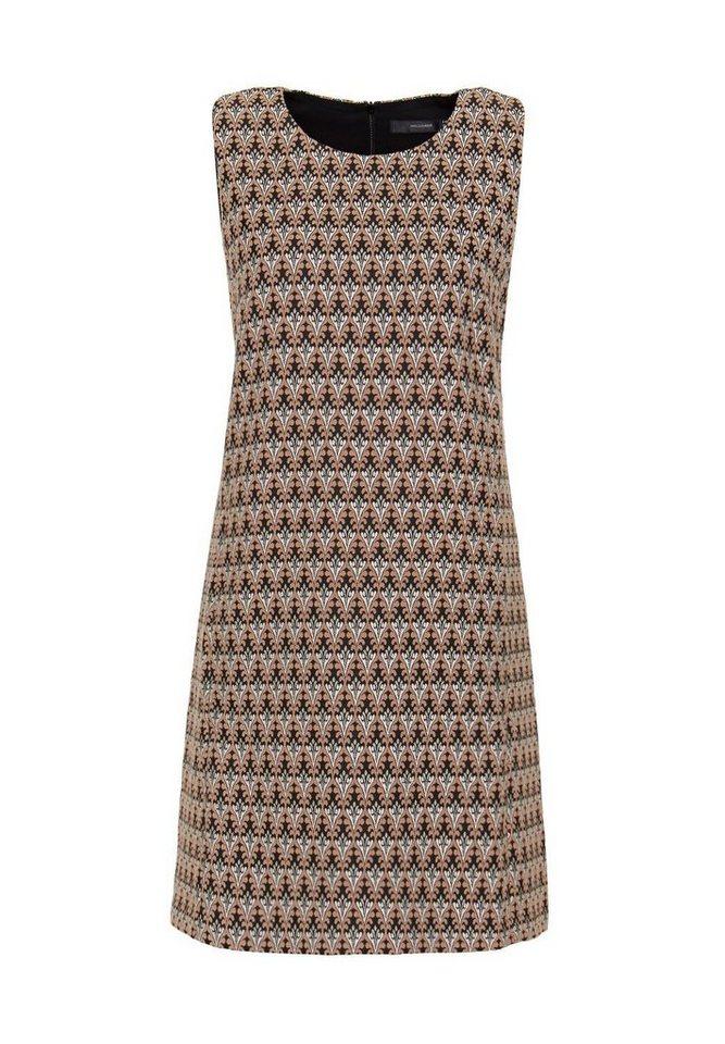 HALLHUBER Jacquard-Kleid in multicolor