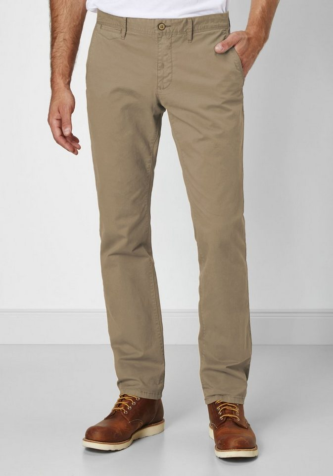 Redpoint modische stretch Chino »Oakville« in shadow