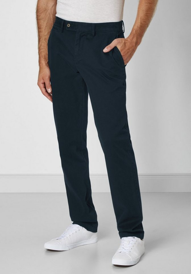 Redpoint Stretch Chino »Milton« in navy