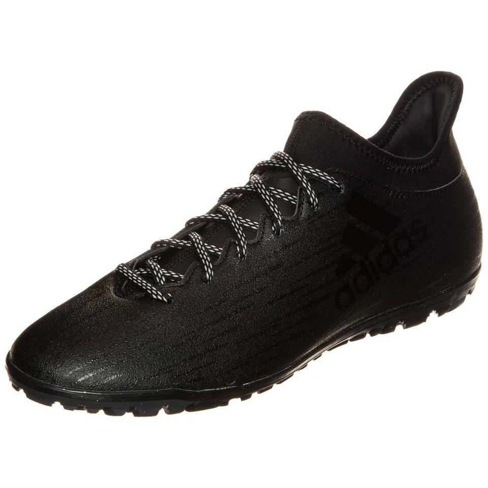 adidas Performance X 16.3 TF Fußballschuh Herren in schwarz