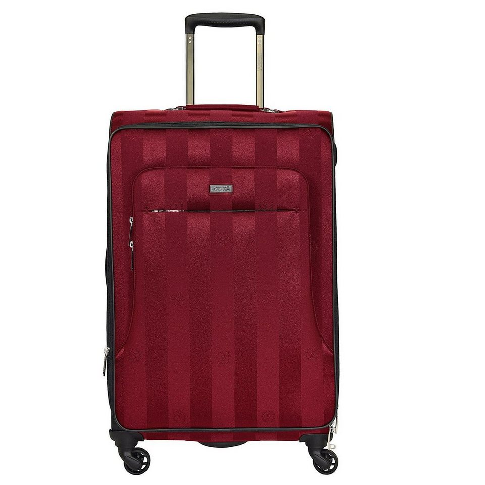 Stratic Stratic Saphir 4-Rollen Trolley 67 cm in bordeau