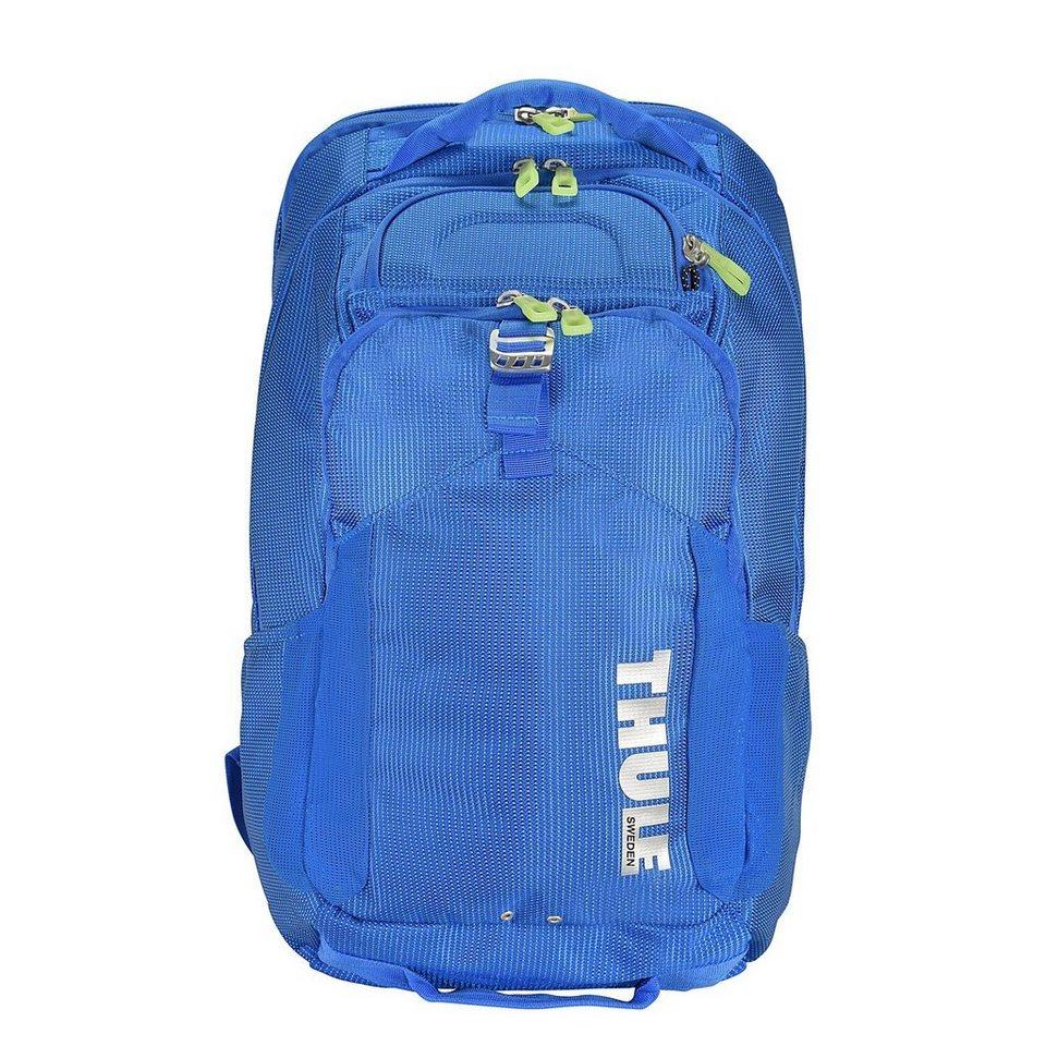 Thule Crossover Rucksack 32L 47 cm Laptopfach in blue