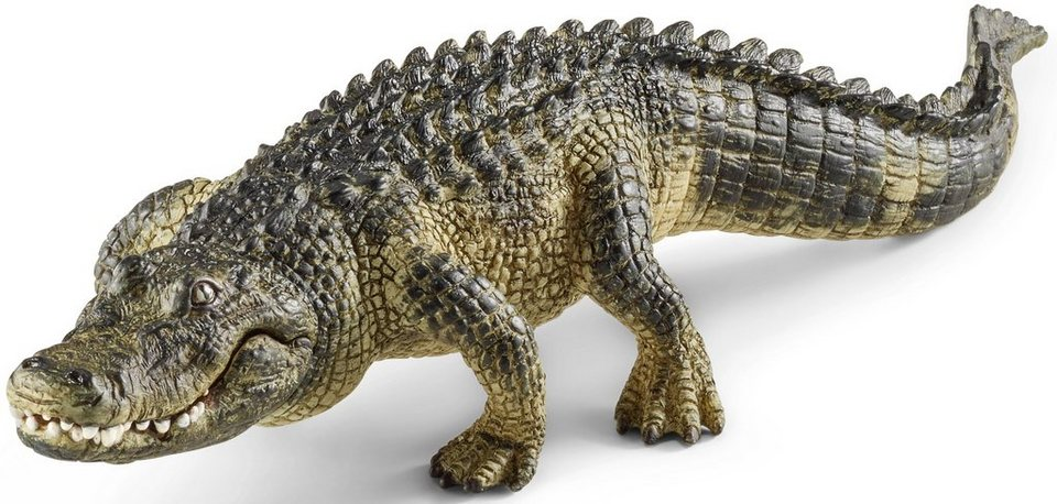 Schleich® Spielfigur, »Wild Life, Alligator«