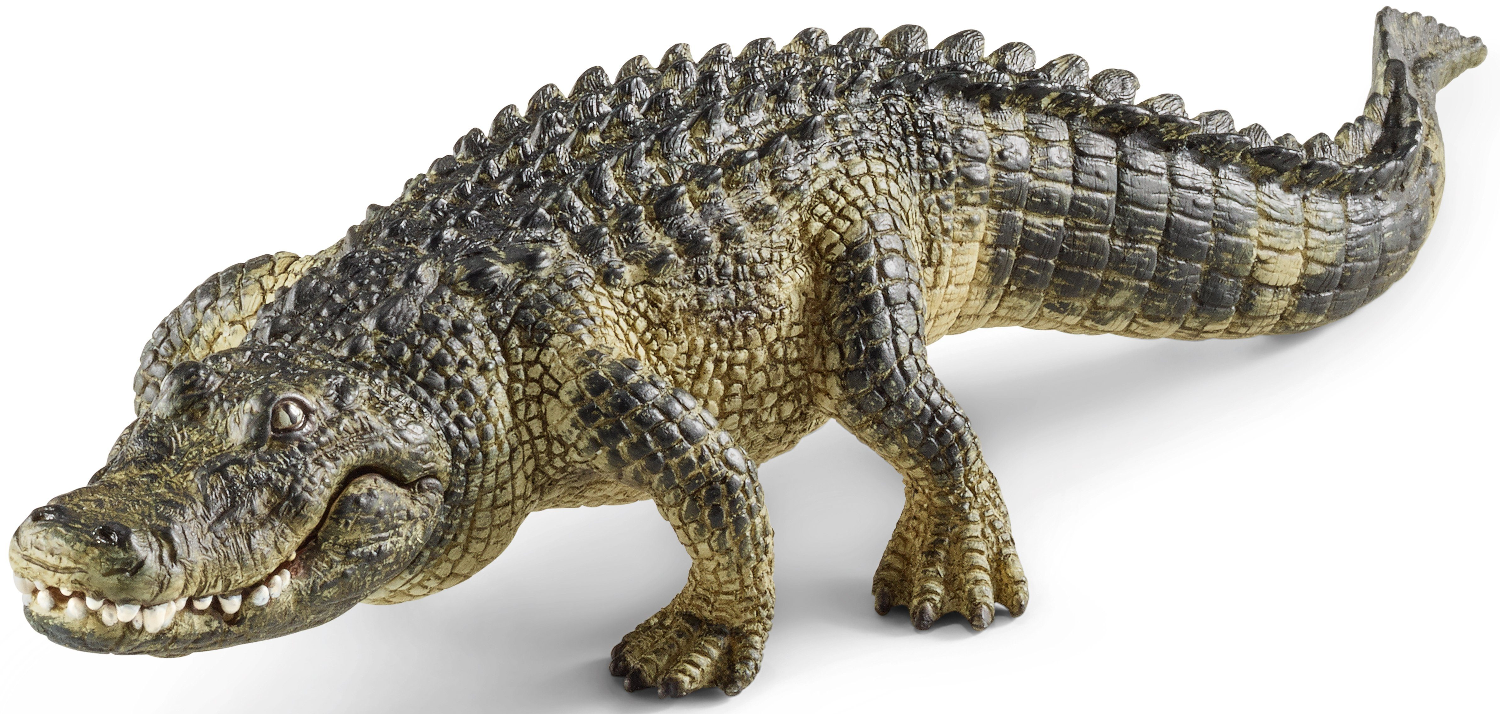 Schleich® Spielfigur (14727), »Wild Life, Alligator«