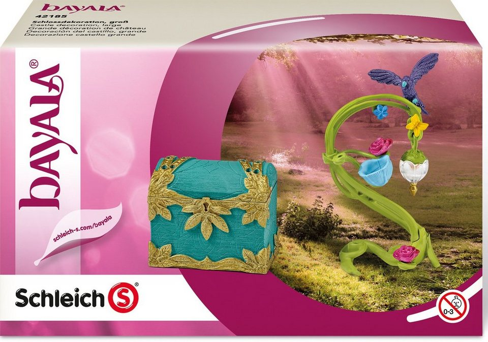 Schleich® Spielfigur, »bayala, Schlossdekoration, groß«