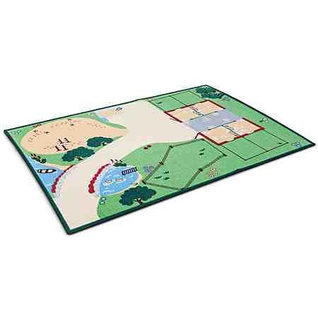 Schleich® Spielteppich (42138), »Farm World, Spielteppich«