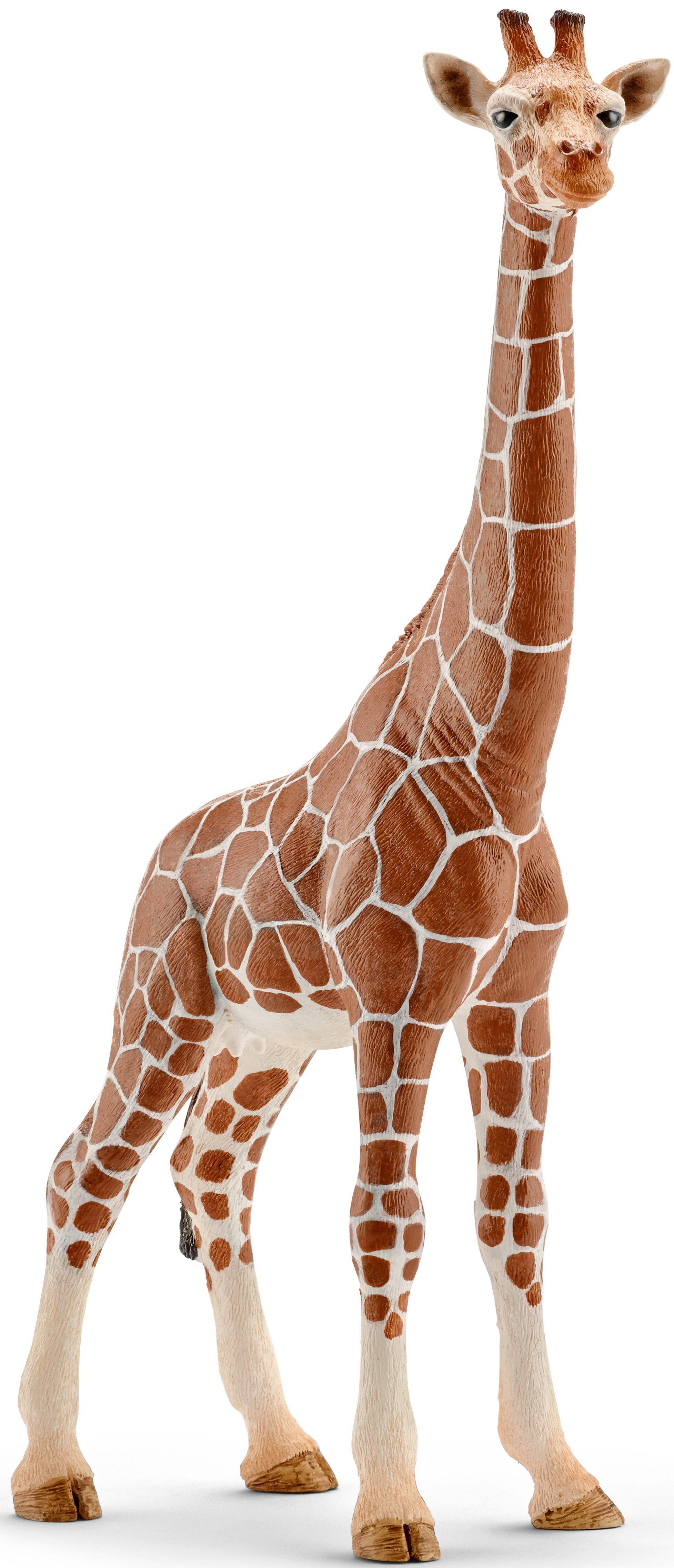 Schleich® Spielfigur, »Wild Life, Giraffenkuh«