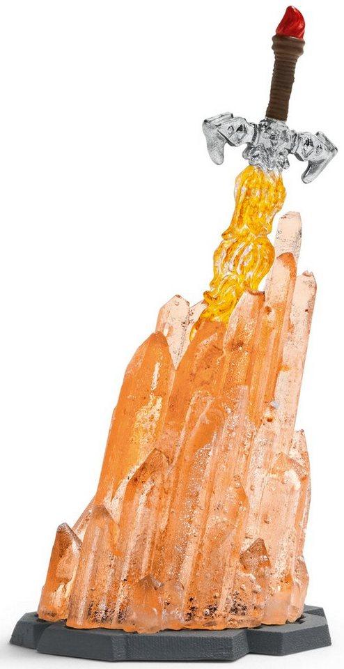 Schleich® Spielfigur, »Eldrador, Magisches Feuerschwert«