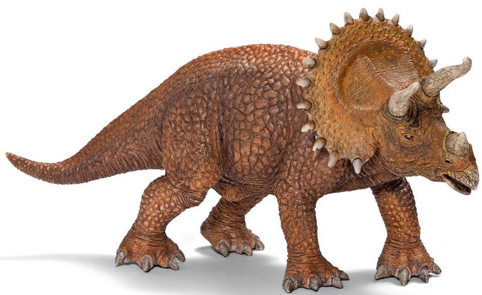 Schleich® Spielfigur (14522), »Dinosaurs, Triceratops«