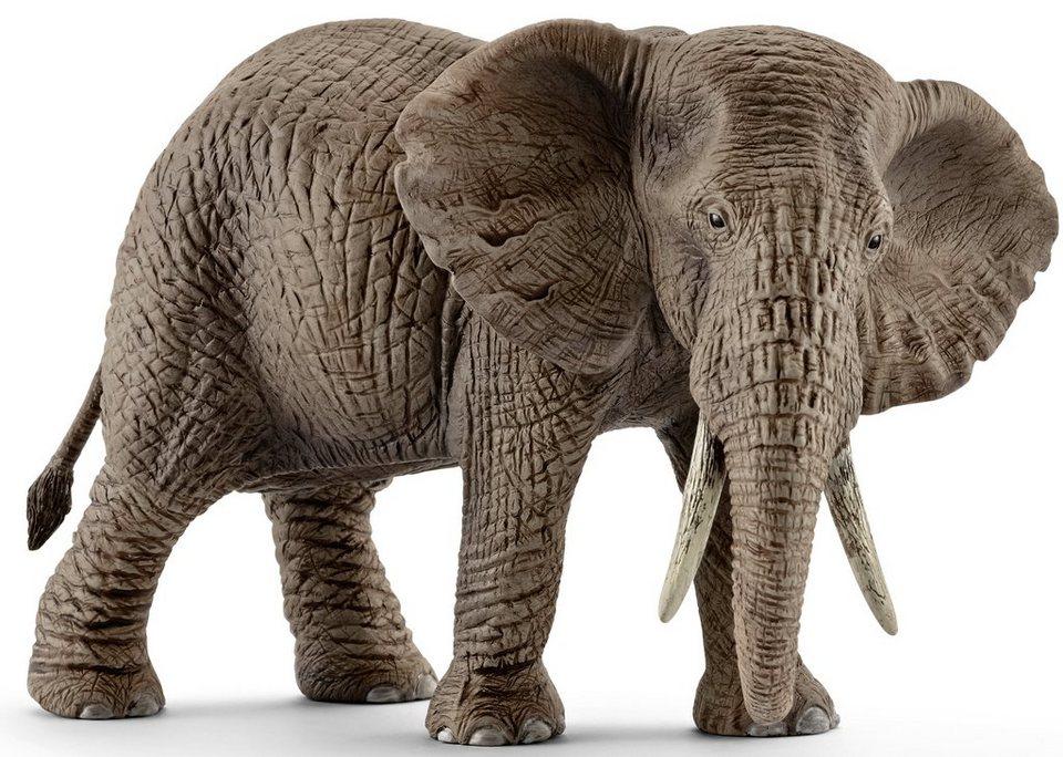 Schleich® Spielfigur, »Wild Life, Afrikanische Elefantenkuh«
