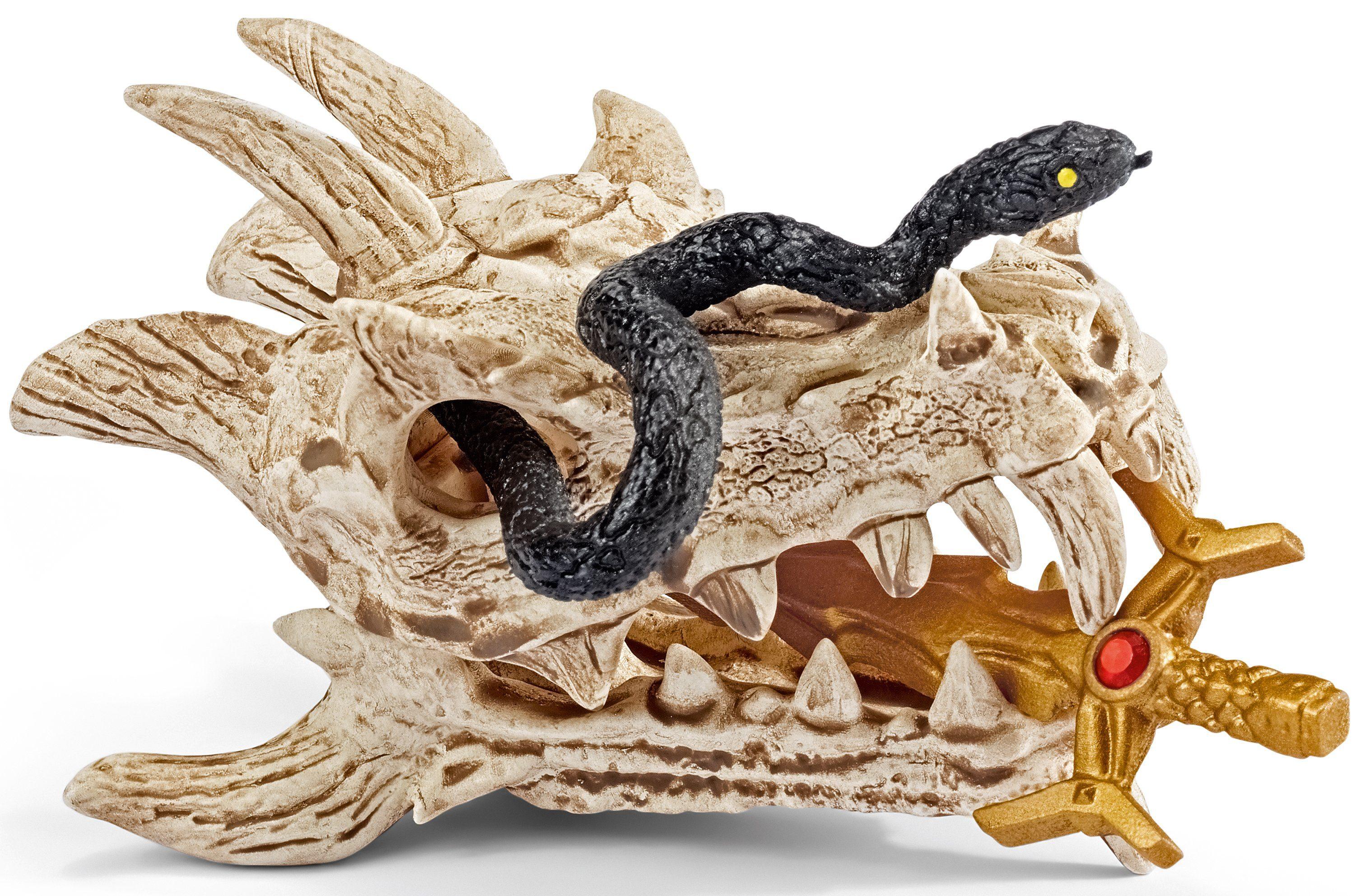 Schleich® Spielfigur (42152), »Eldrador. Drachenschatz«