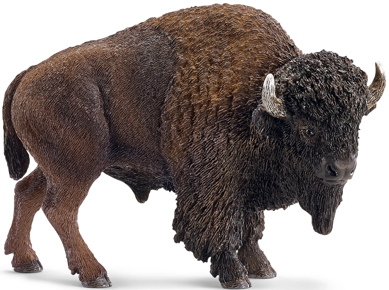 Schleich® Spielfigur (14714), »Wild Life, Bison«