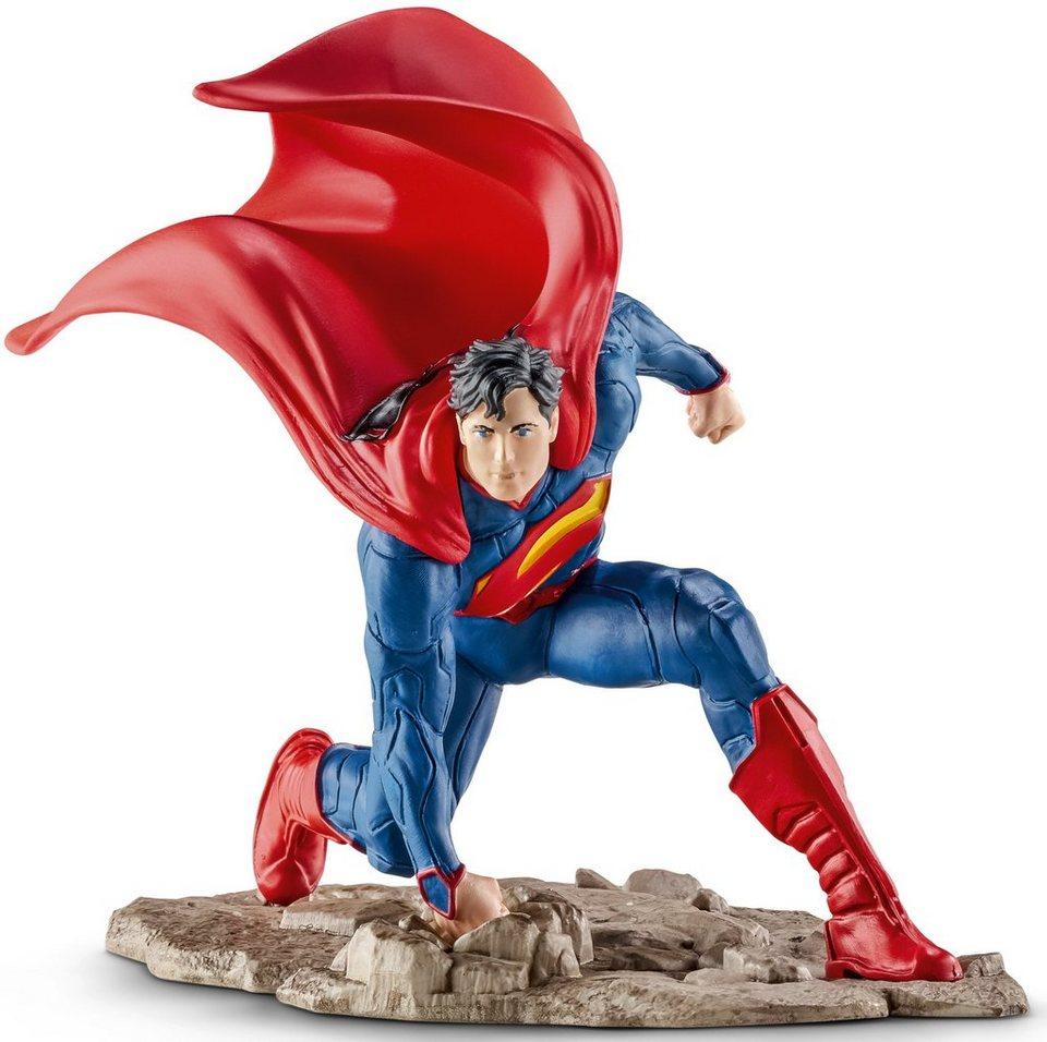 Schleich® Spielfigur, »Justice League, Superman, kniend«