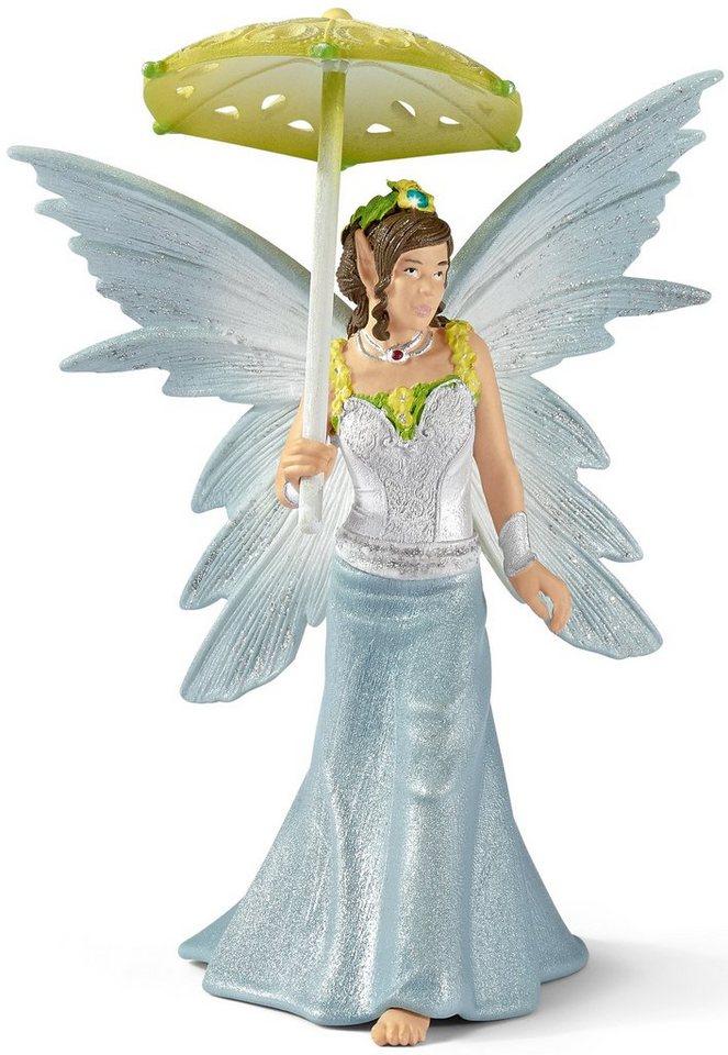 Schleich® Spielfigur, »bayala, Eyela in festlicher Kleidung, stehend«