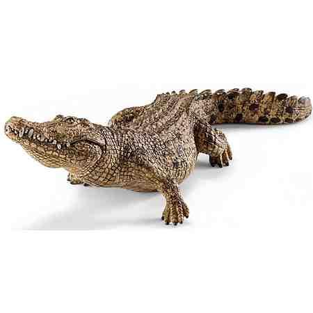 Schleich® Spielfigur (14736), »Wild Life, Krokodil«