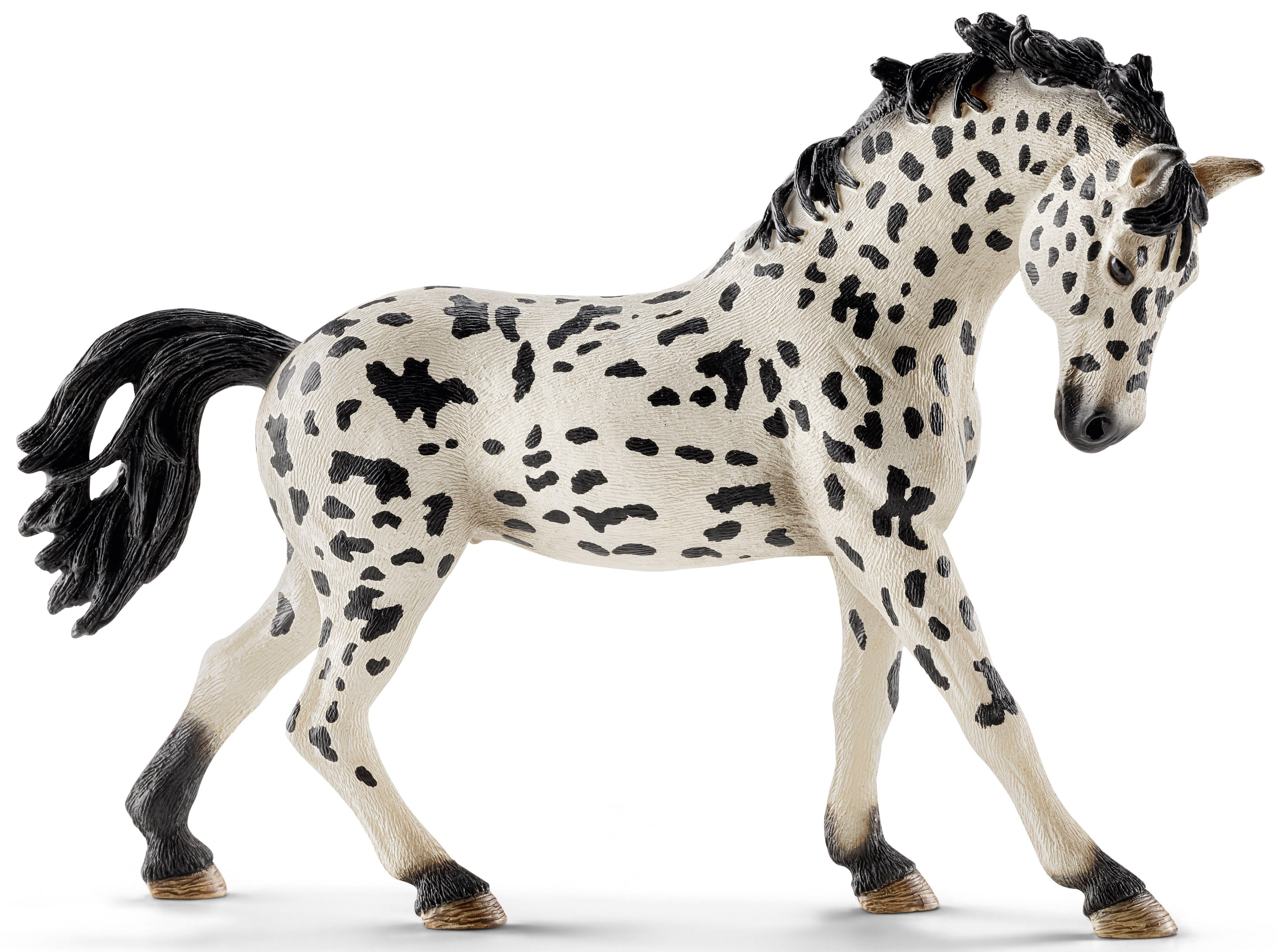 Schleich® Spielfigur (13769), »Horse Club, Knabstrupper Stute«