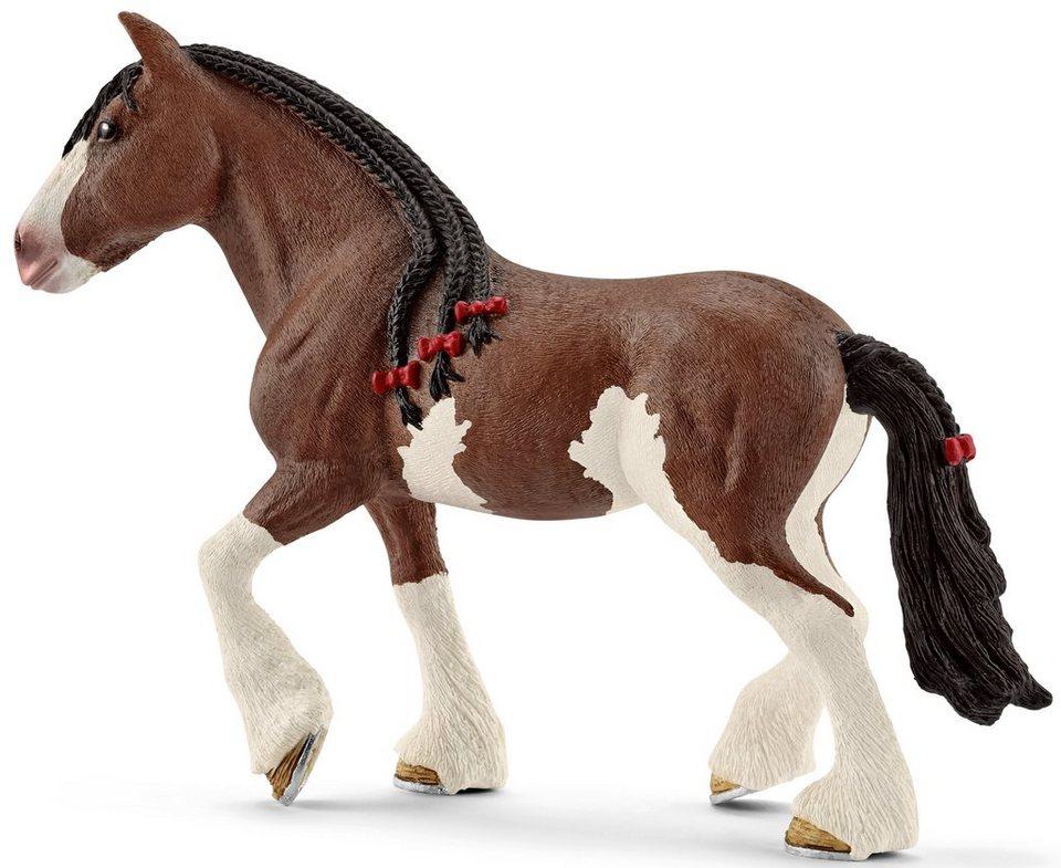 Schleich® Spielfigur, »Horse Club, Clydesdale Stute«