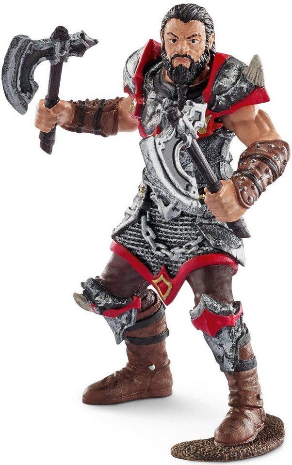 Schleich® Spielfigur (70116), »Eldrador, Drachenritter Berserker, Kembok«