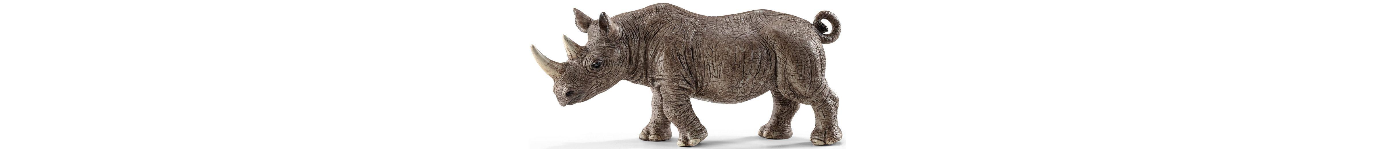 Schleich® Spielfigur, »Wild Life, Nashorn«