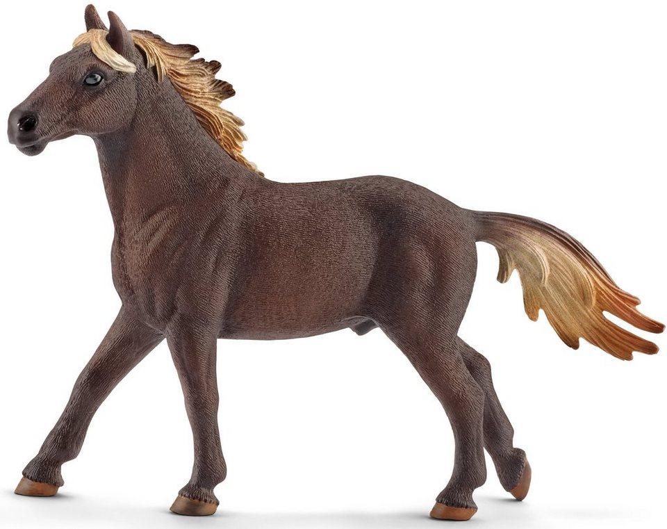 Schleich® Spielfigur, »Farm World, Mustang Hengst«