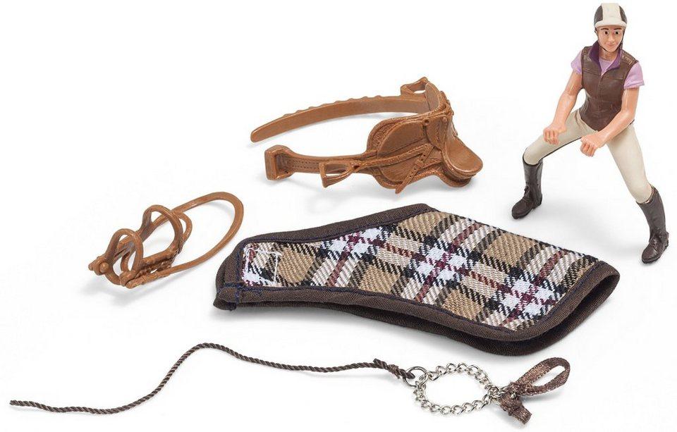 Schleich® Zubehör für Spielfiguren, »Horse Club, Freizeitreiseset«