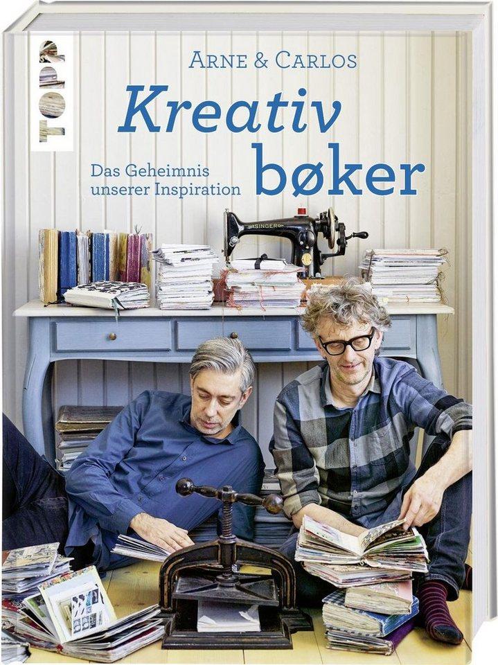 """Topp Buch """"Kreativbøker"""""""