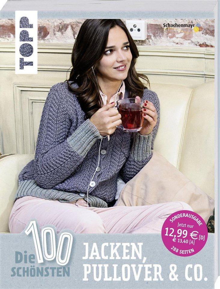 """Topp Buch """"Die 100 schönsten Jacken, Pullover & Co."""""""