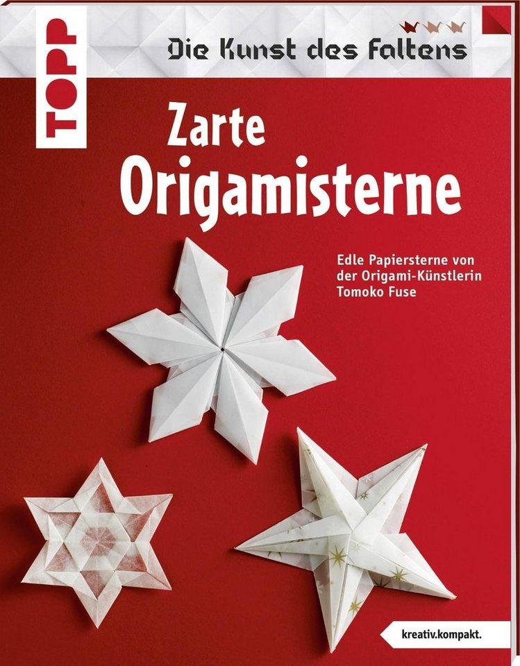 "Topp Buch "" Zarte Origamisterne"""