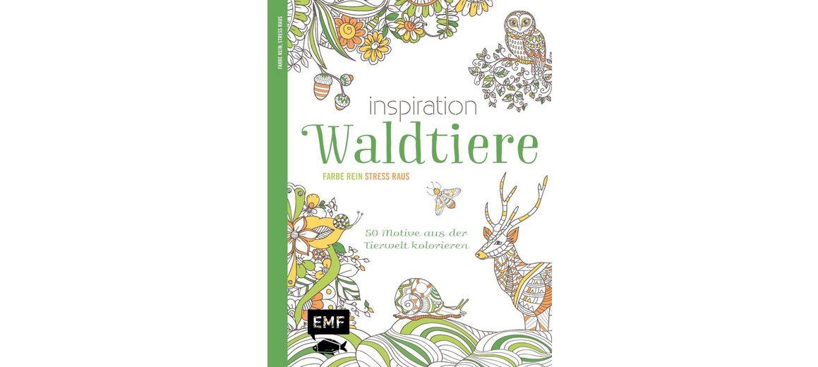 "EMF Buch ""Inspiration Waldtiere"""