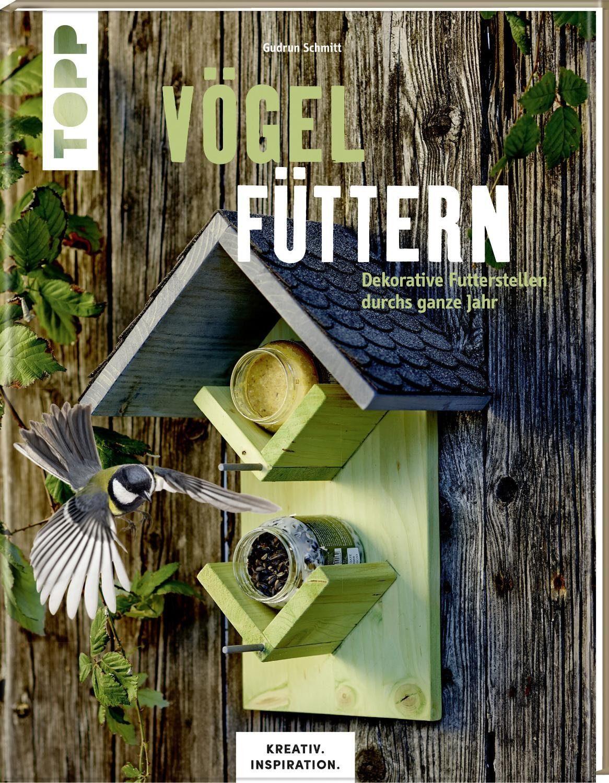 """Topp Buch """"Vögel füttern"""""""