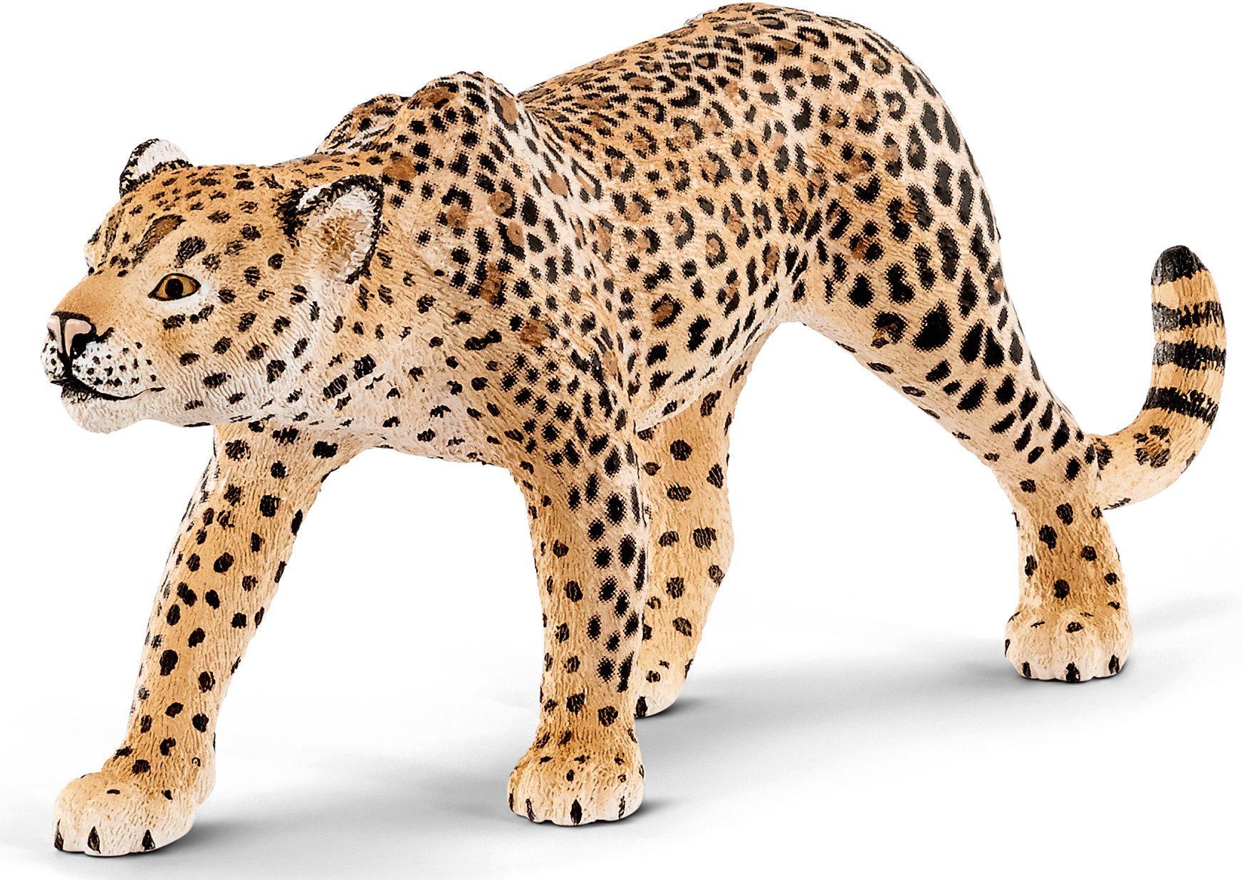 Schleich® Spielfigur (14748), »Wild Life, Leopard«