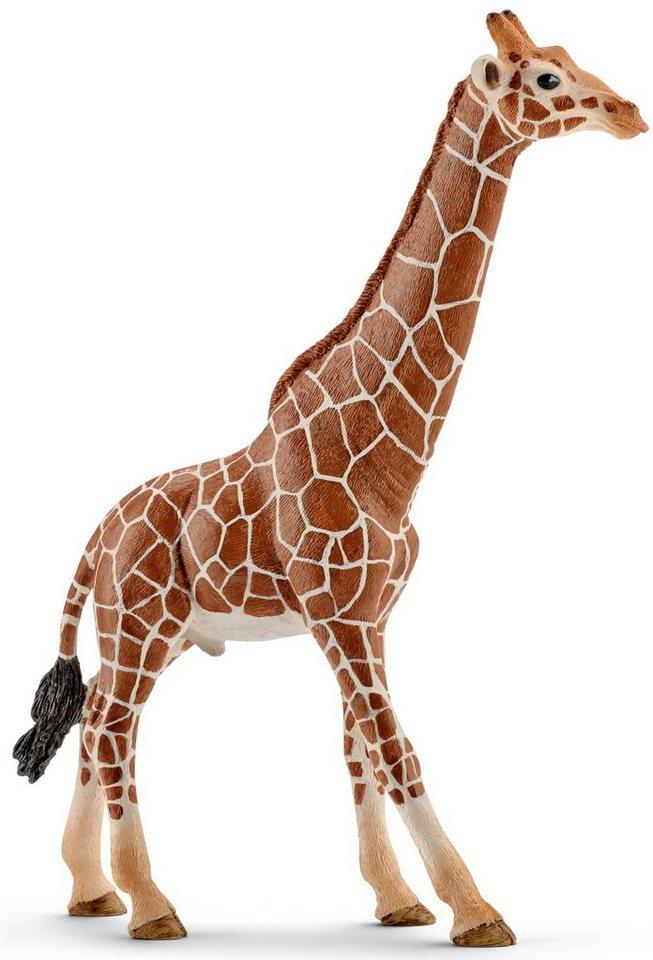 Schleich® Spielfigur (14749), »Wild Life, Giraffenbulle«