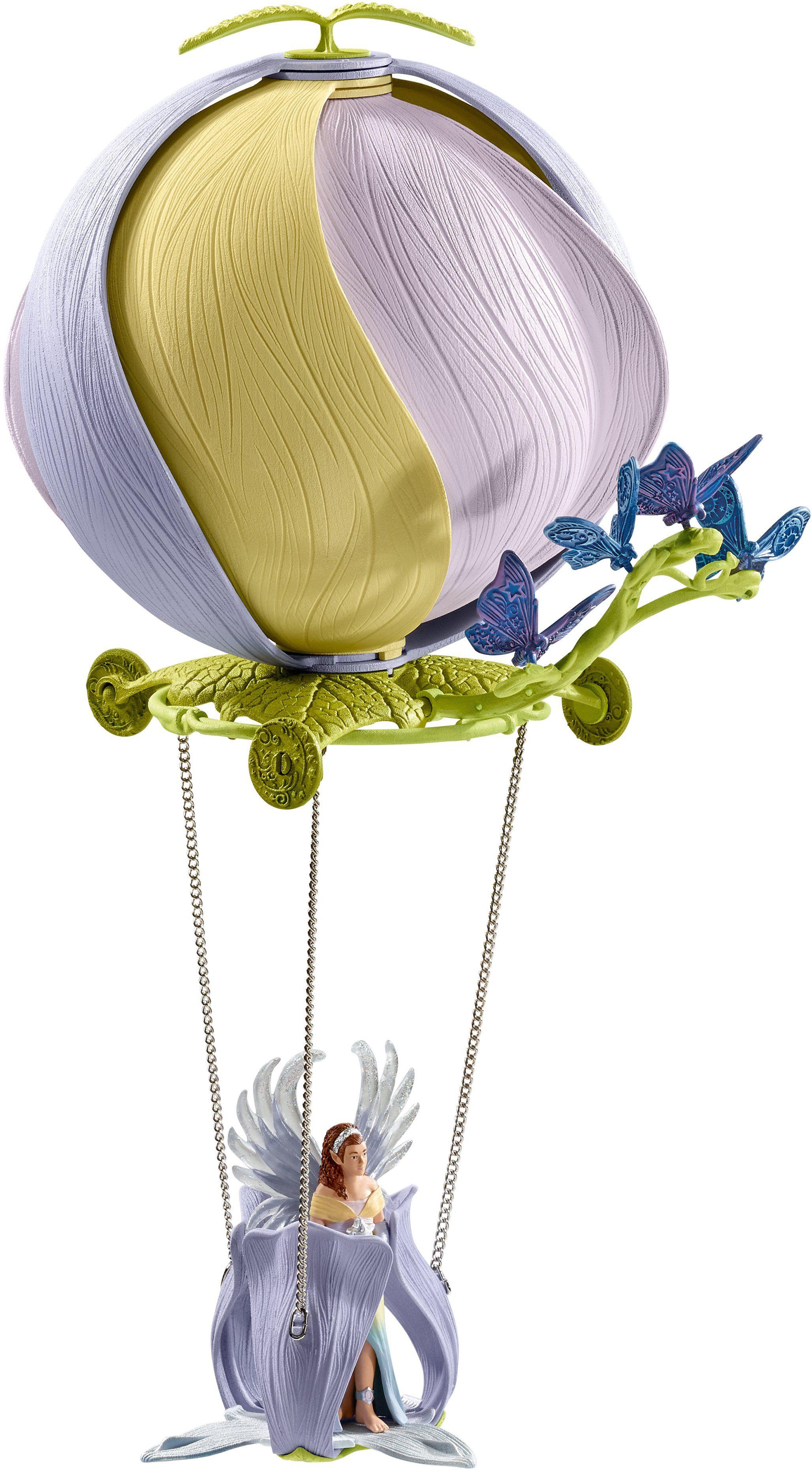 Schleich® Spielset (41443), »bayala, Magischer Blüten-Ballon«
