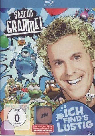 Blu-ray »Sascha Grammel - Ich find's lustig«