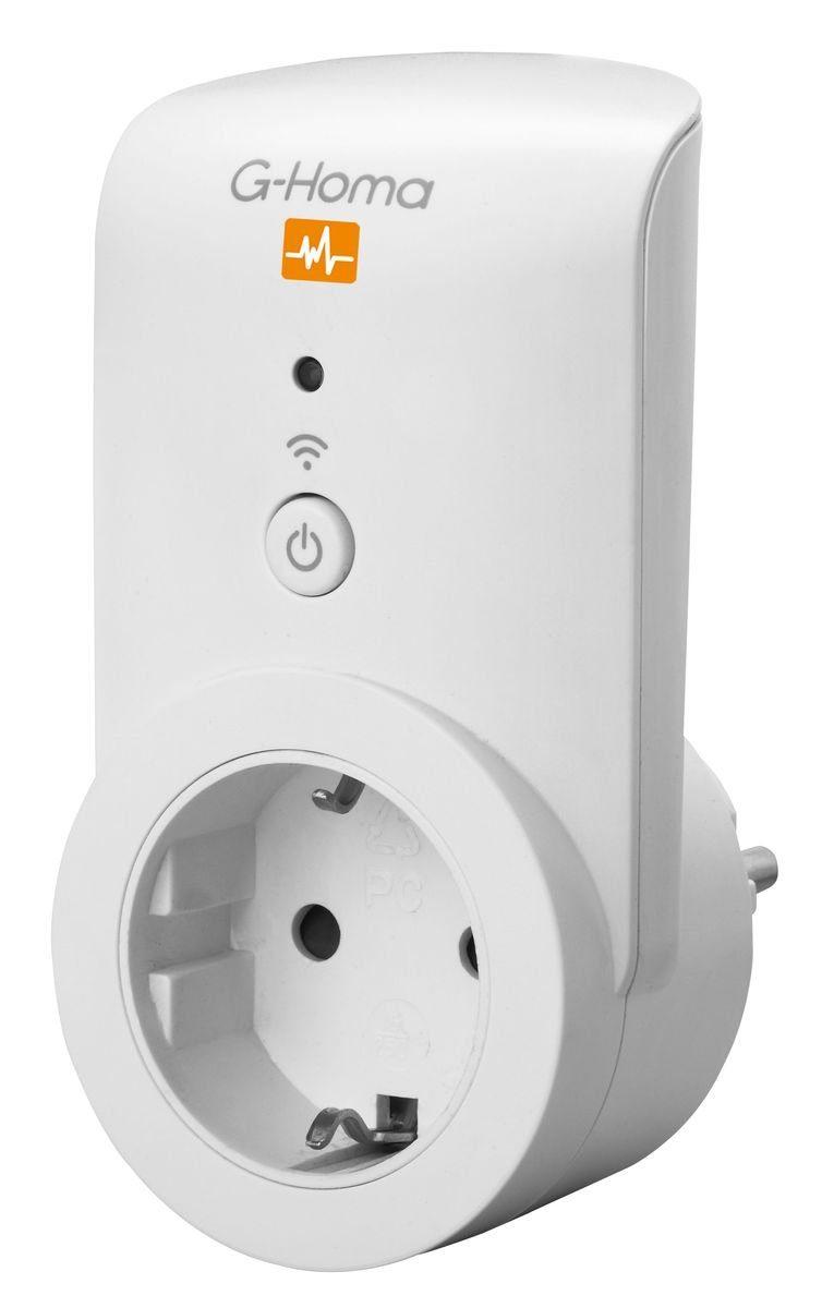 G-Homa Smart Home Zubehör »WiFi-Steckdose Messfunktion mit App Steuerung«