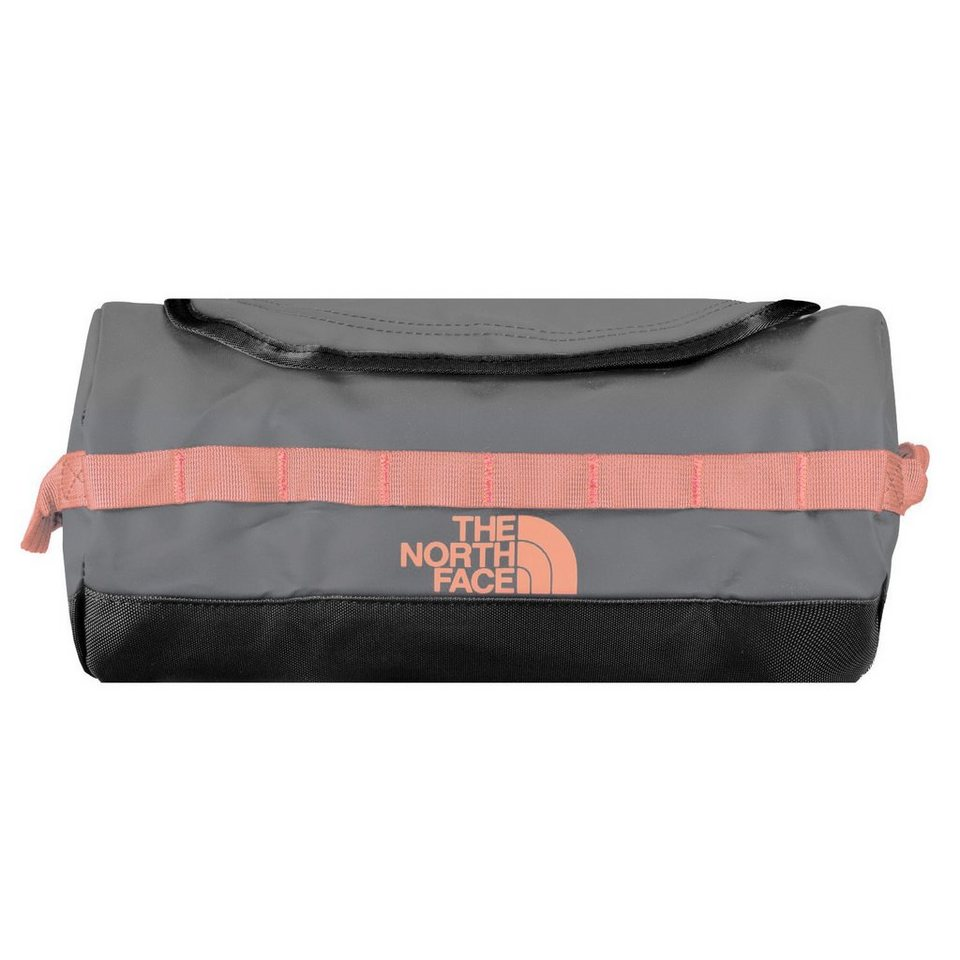 The North Face Base Camp Travel Canister 15 Kulturtasche 23 cm in zinc grey - tropical