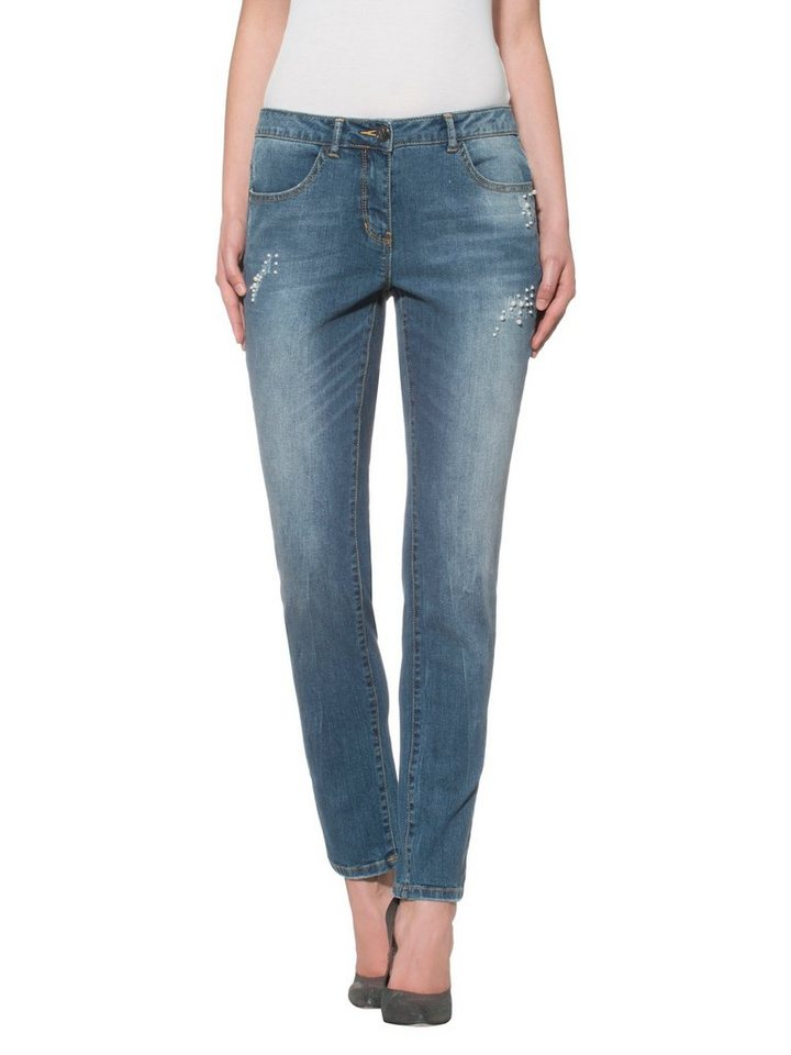Alba Moda Jeans in denim