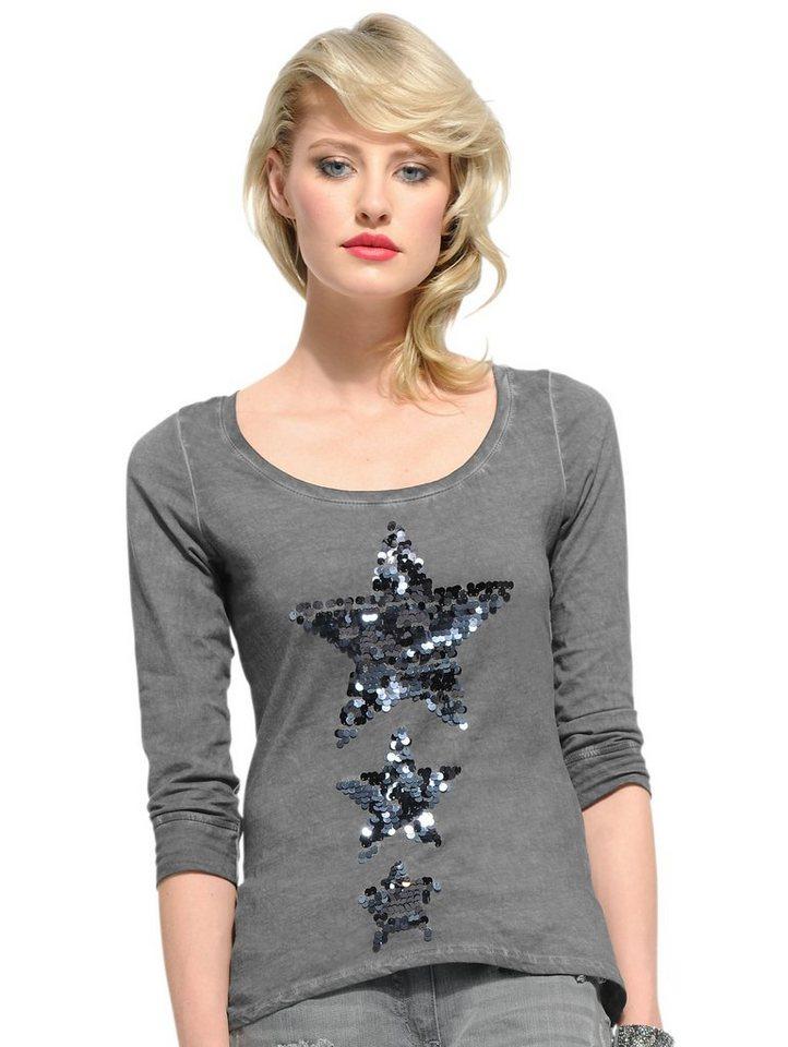 Alba Moda Shirt in grau