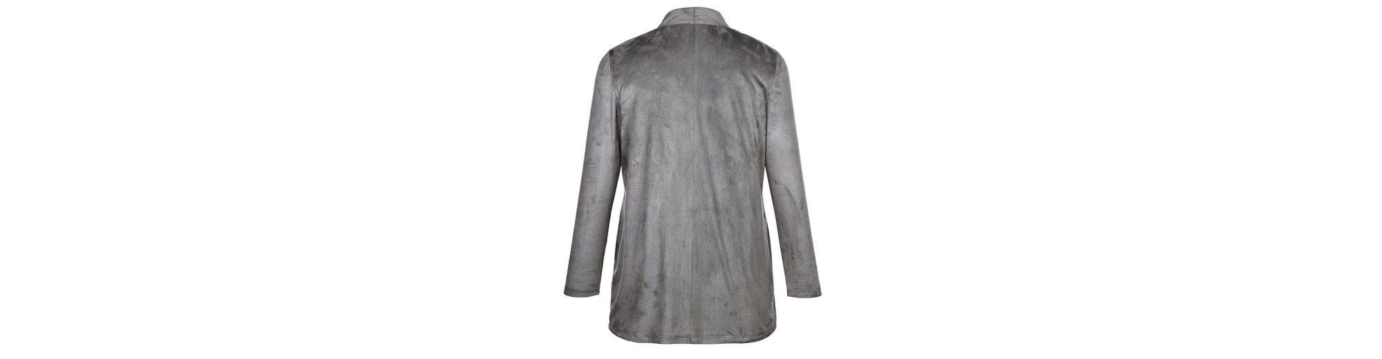 Erkunden Verkauf Online Auslass Klassisch MIAMODA Longshirtjacke Steckdose Vorbestellung Günstig Kaufen Veröffentlichungstermine Billig 2018 oAmUHiow5