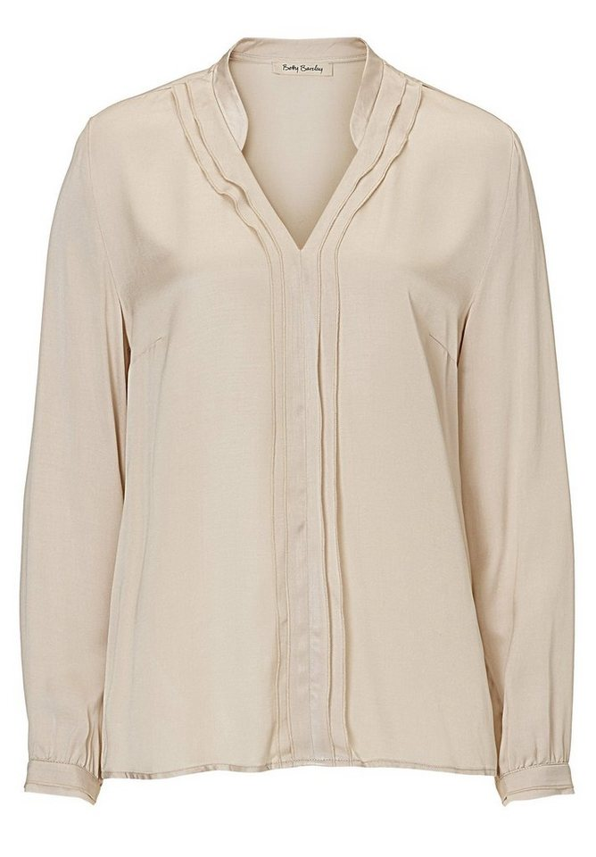 Betty Barclay Bluse in Beige - Bunt