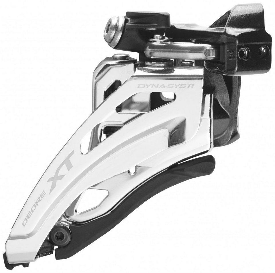Shimano Schaltung »Deore XT FD-M8020 Umwerfer 2x11-fach Schelle«