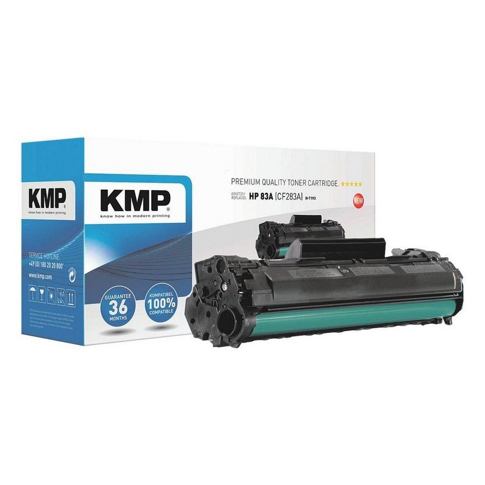 KMP Toner ersetzt HP »CF283A Nr. 83A«