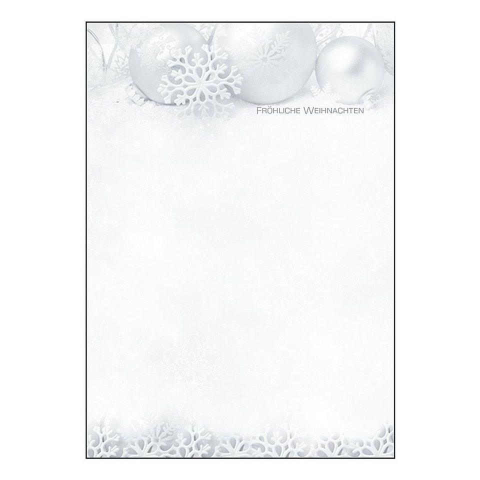 Sigel Motivpapier »Winter Sparkle«